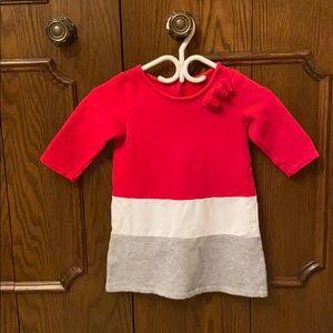 Gymboree girls sweatshirt dress/tunic size 6